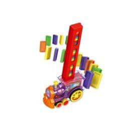 Time2Play Kids Domino Train Multi Colours