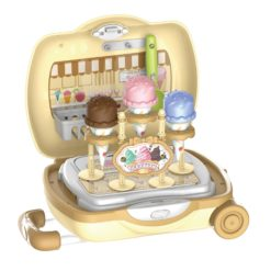 Time2Play Ice Cream Suitcase Play Set
