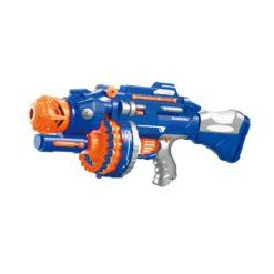 Time2Play Soft Bullet Machine Gun Blue