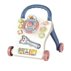 Time2Play Baby Walker with Magic Musical Light Stick