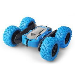 Time2Play Remote Control High Speed Drift Stunt Car Blue