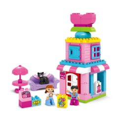 Time2Play Accessory Store Building Blocks 65 Pieces