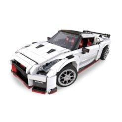 Time2Play CaDA R35 Super Car Building Blocks 1322 Piece