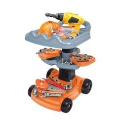 Time2Play Kids Tool Trolley Set