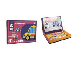 Time2Play Magnetic Transportation Puzzles 69 Pieces