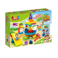 Time2Play Playground Building Blocks 68 Pieces