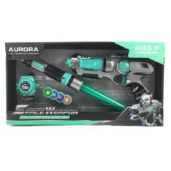 Time2Play Kids Space Weapons Set Green
