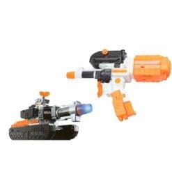 Time2Play Transformer Laser Gun to Tank Series Orange