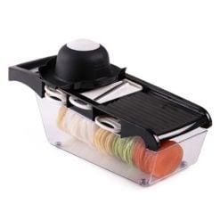 CheffyThings Multifunctional Mandolin Slicer Black