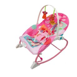 Time2Play Baby Vibrating Rocking Chair Pink