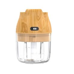 CheffyThings Electric Vegetable Chopper USB Charge