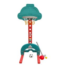 Time2Play Basketball Activity Set Orange and Turquoise
